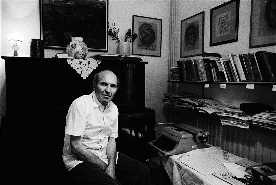 Vincent Šikula, writer