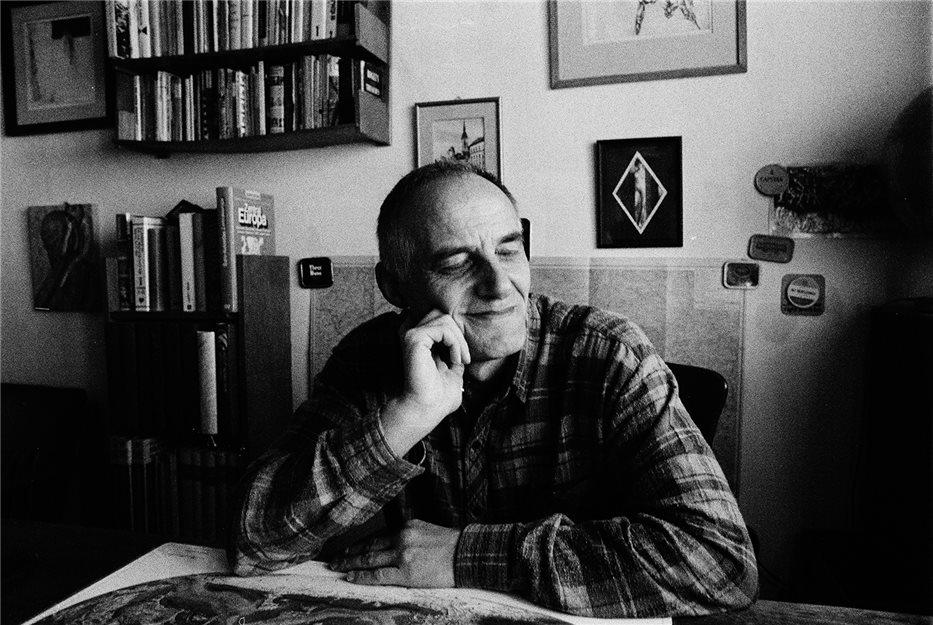 Pavel Vilikovský, writer
